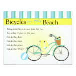 Beach Bicycle Card