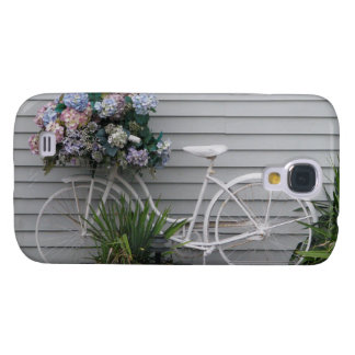 Beach Bicycle Galaxy S4 Cover