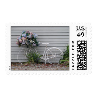 Beach Bicycle Postage