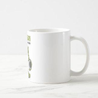 beach bikini patrol coffee mug