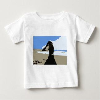 Beach Bird Baby T-Shirt