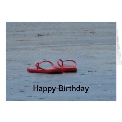 Birthday Card Sayings Beach : Beach birthday greetings greeting cards zazzle