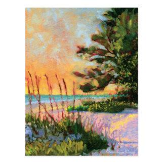 Beach Bistro postcard