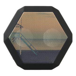 beach black bluetooth speaker