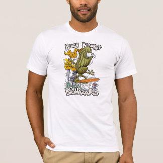 Beach Blanket Biohazard White T-Shirt