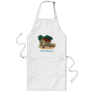 Beach Blessed Apron