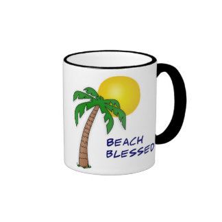 Beach Blessed Mug Collection