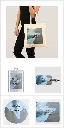 Beach bliss gift ideas