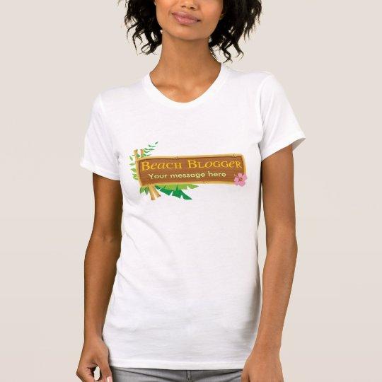 Beach Blogger T-Shirt