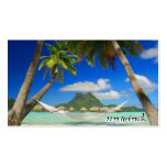 beach bora unwind business card