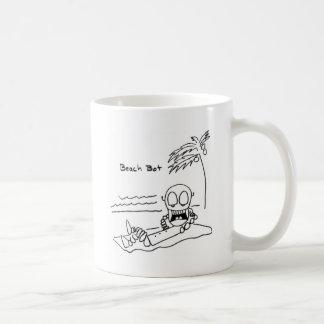 Beach Bot Coffee Mug