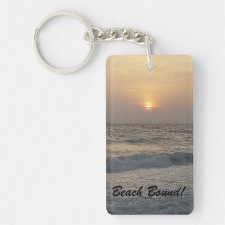Beach Bound 2 Keychain
