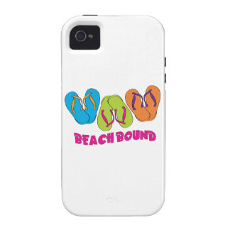 Beach Bound Vibe iPhone 4 Cases
