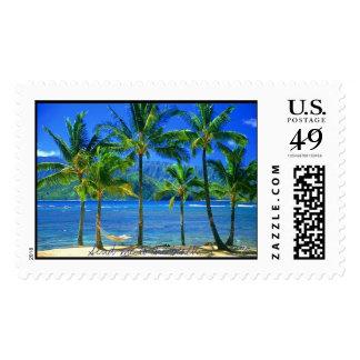 Beach-Bound Stamp