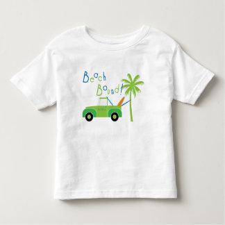 Beach Bound Surf Truck Toddler T-shirt