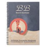 Beach Boutique - Notebook