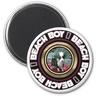 Beach Boy Magnet