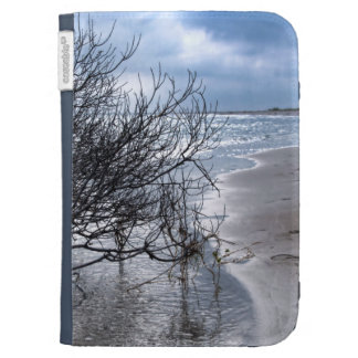 Beach Branch Kindle Case