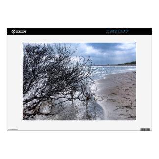 Beach Branch Laptop Skin