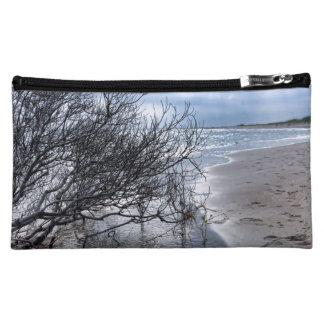 Beach Branch Makeup Bag