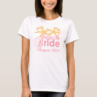 Beach Bride August 2009 T-Shirt