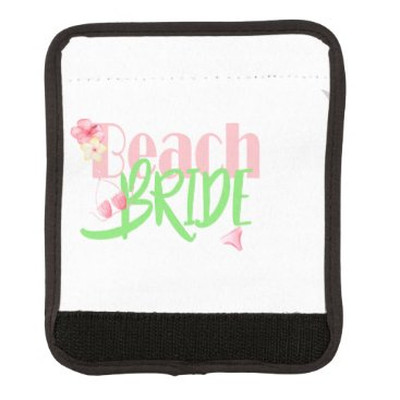 Beach Themed beach-bride-green.gif luggage handle wrap