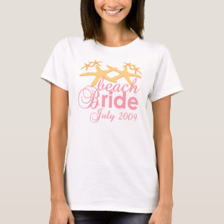 Beach Bride July 2009 T-Shirt
