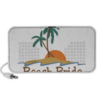 Beach Bride Travel Speaker