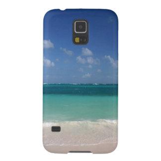 Beach Broken Waves Case For Galaxy S5