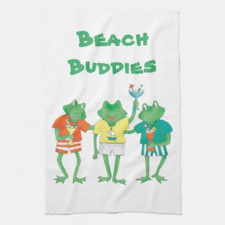 Beach Buddies Towel