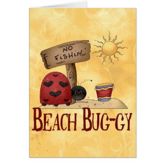 Beach Bug-gy Card