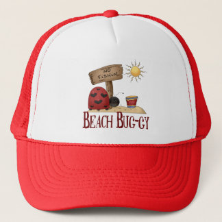 Beach Bug-gy Trucker Hat