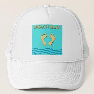 af1b30b1a3571 Beach Bum Baseball Cap   Trucker Hat