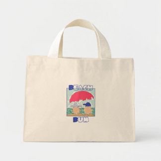 Beach Bum Beach Bag