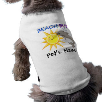 Beach Bum by SRF T-Shirt