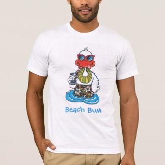 Beach Bum Duck T-Shirt