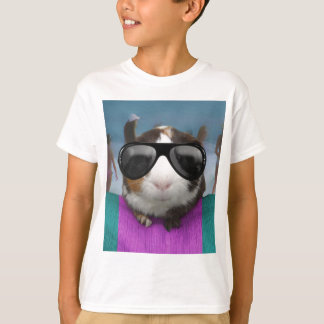 Beach bum guinea pig T-Shirt
