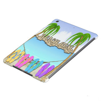 Beach Bum iPad Air Barely There Case