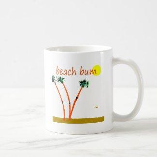 Beach Bum.jpg Coffee Mug