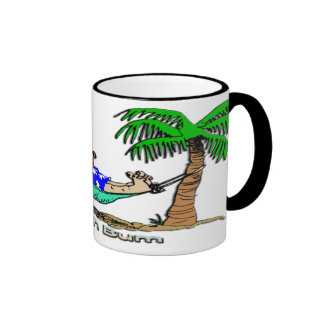 Beach Bum Coffee Mugs