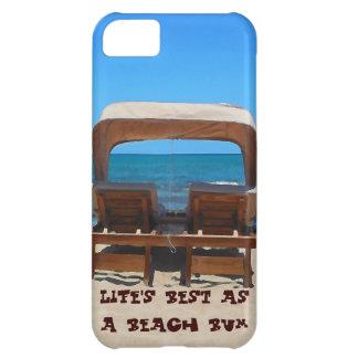 Beach Bum Ocean Case For iPhone 5C