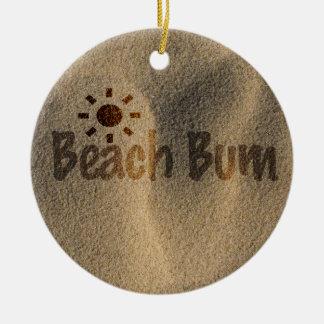 Beach Bum Ornament