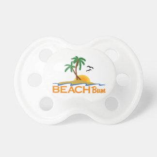 Beach Bum Pacifier