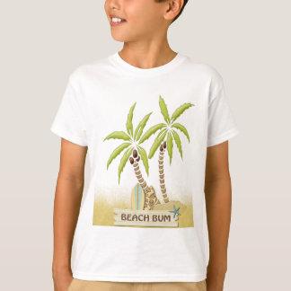 Beach Bum Palm Trees T-Shirt