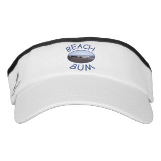 Beach Bum Performance Visor