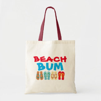 Beach Bum Summer Flip Flops Bag