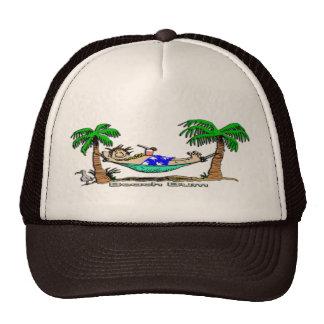 Beach Bum (TBA) Trucker Hats