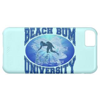 Beach Bum University Case For iPhone 5C