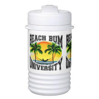 Beach Bum University Cooler