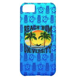 Beach Bum University Cover For iPhone 5C